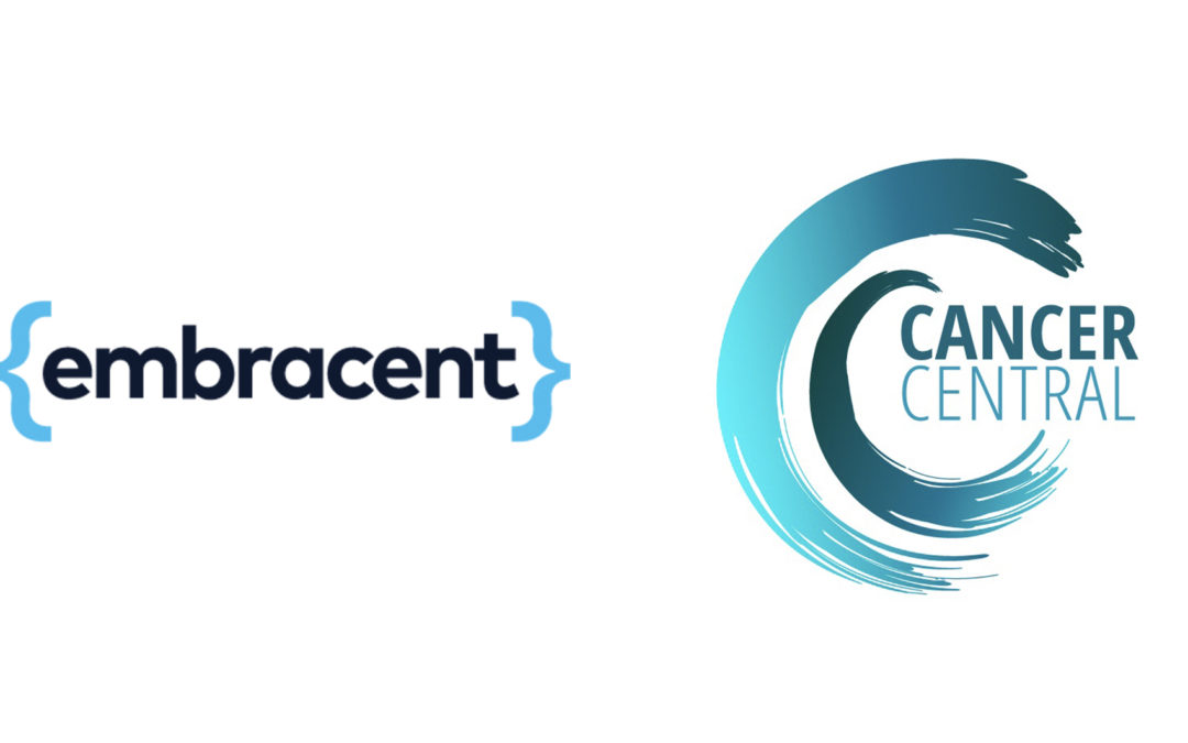 embracent donate to Cancer Central